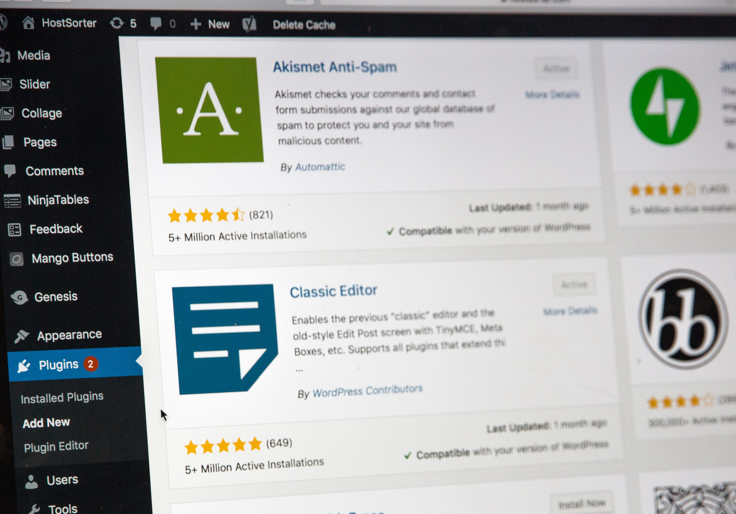 How to improve page speed WordPress